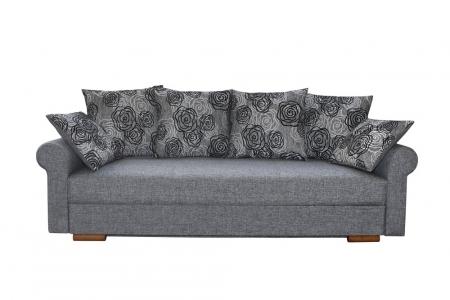 Диван-кровать Лира Люкс с боковинами