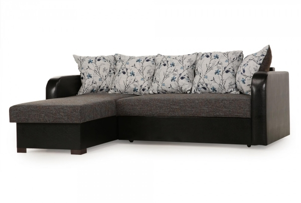 Угловой диван-кровать Инес
